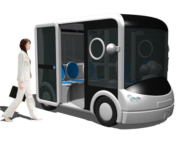 وسایل نقلیه آینده