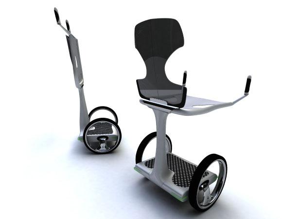 صندلی های آینده