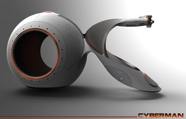 موتور سیکلت حلزونی