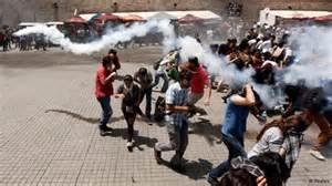 جنبش اعتراضی ترکیه