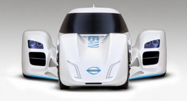سریعترین اتومبیل مسابقه ای الکتریکی