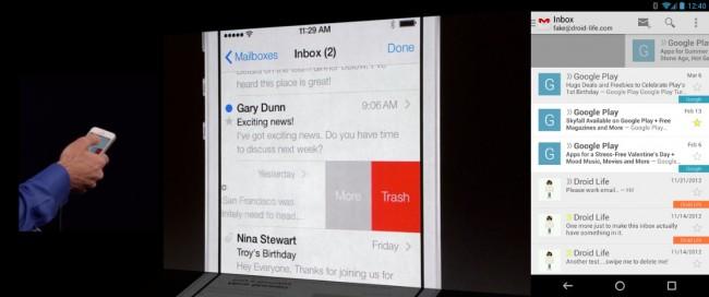 سیستمعامل iOS 7