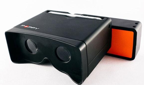 Poppy 3D Device