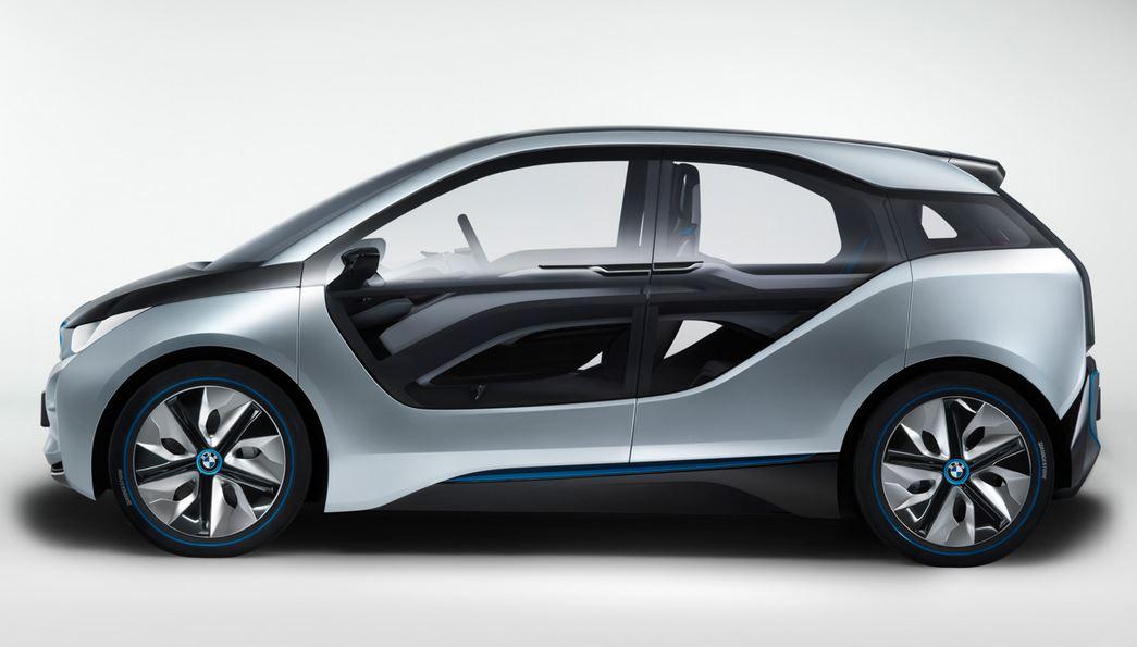 معرفی خودرو برقی BMW i3