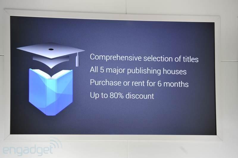 Play Textbooks  قابلیت خرید و اجاره کتابهای درسی به Google Play