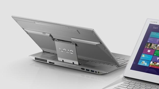 بررسی اولترابوک  Sony Vaio Duo 13