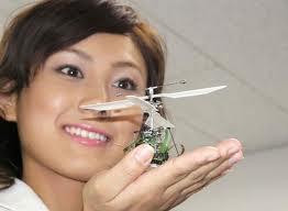 ساخت کوچک ترین و سبک ترین هواپیمای خودکار جهان