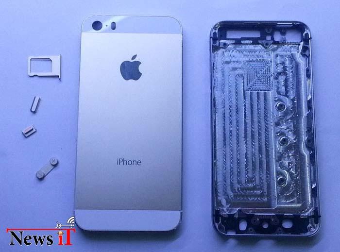 تصاویر آیفون 5S و آیفون 5C