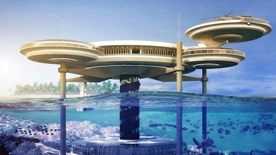 هتل دیسک آبی