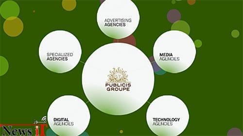 آشنایی با گروه های تبلیغاتی جهان: Publicis