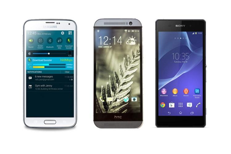 مقایسهی کیفیت عکاسی Galaxy S5، HTC One M8 و Sony Xperia Z2 در فضاهای تاریک