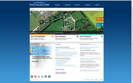 Digital Globe Imagery