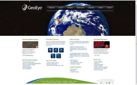 Geo Eye Imagery