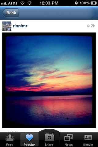 Instagram5 اینستاگرام Instagram شبکه اجتماعی و نرم افزار ادیت عکس