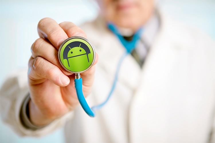 اپلیکیشنهای پزشکی