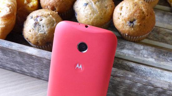 بررسی Motorola Moto E