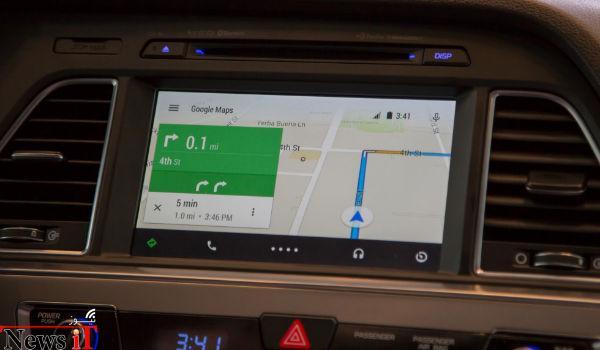 چرخی در خیابان با Android Auto ؛ با آینده خودرو های هوشمند بیشتر آشنا شوید
