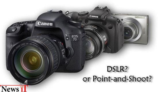 چطور یک دوربین دیجیتال برای خرید انتخاب کنم – ۹ قدم برای کمک به پاسخ این سوال