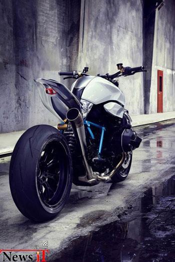 رودستر کانسپت، موتورسیکلت رعبآور بی.ام.و