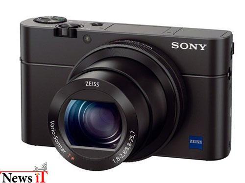 معرفی فنی دوربین جدید سونی RX۱۰۰ III