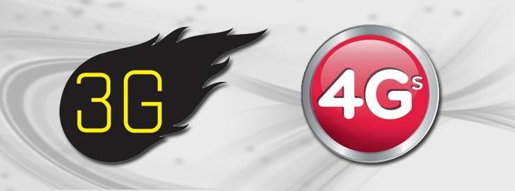3g 4g logo