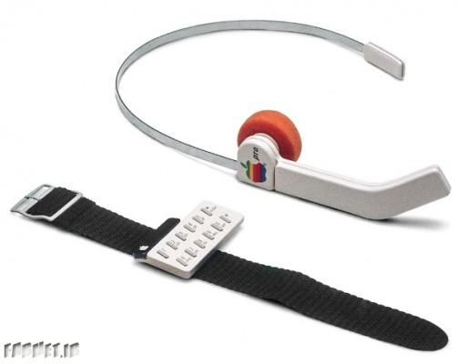 A-prototype-Apple-wrist-and-headset-phone
