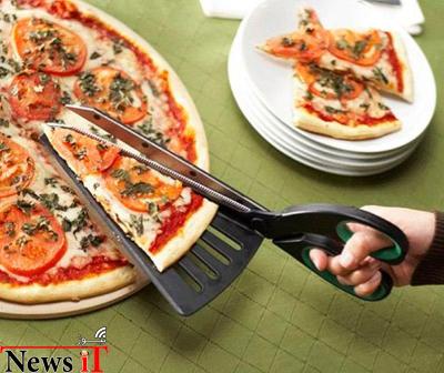 3 برش پیتزا