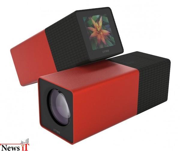 اولین دوربین لیترو که در ۲۰۱۲ عرضه شد