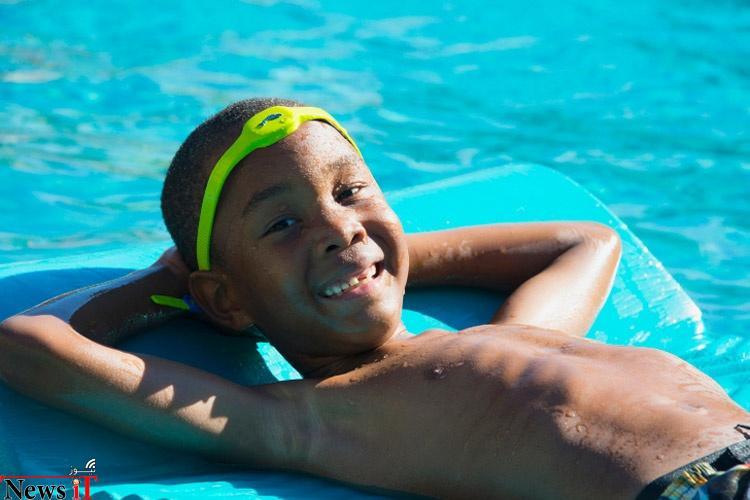 گجتی برای محافظت کودکان از غرق شدن