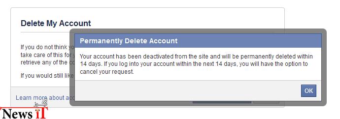 Delete Account33