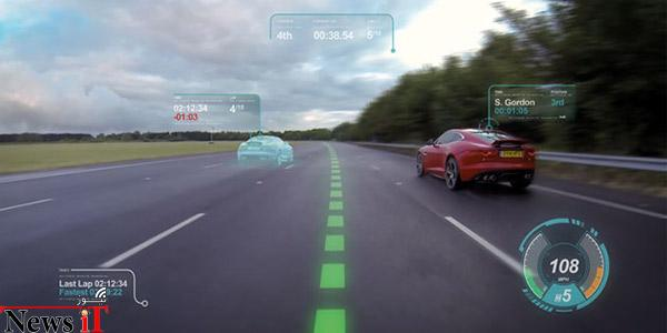 Jaguar-Augmented-Reality