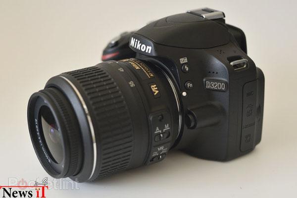 Nikon D3200-lenzak