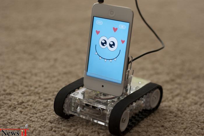 رومو، تلفن هوشمند رباتیک