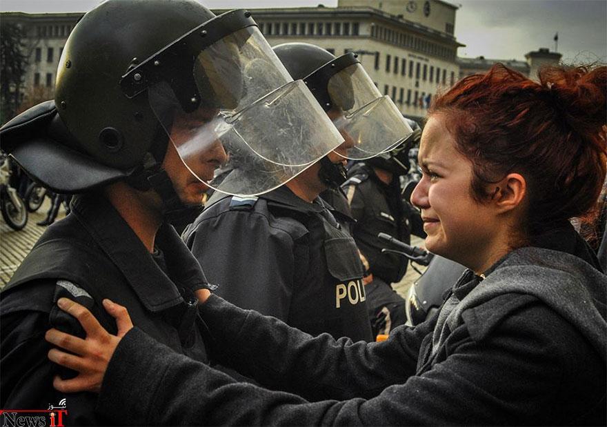 لحظات از صلح در-تظاهرات-2