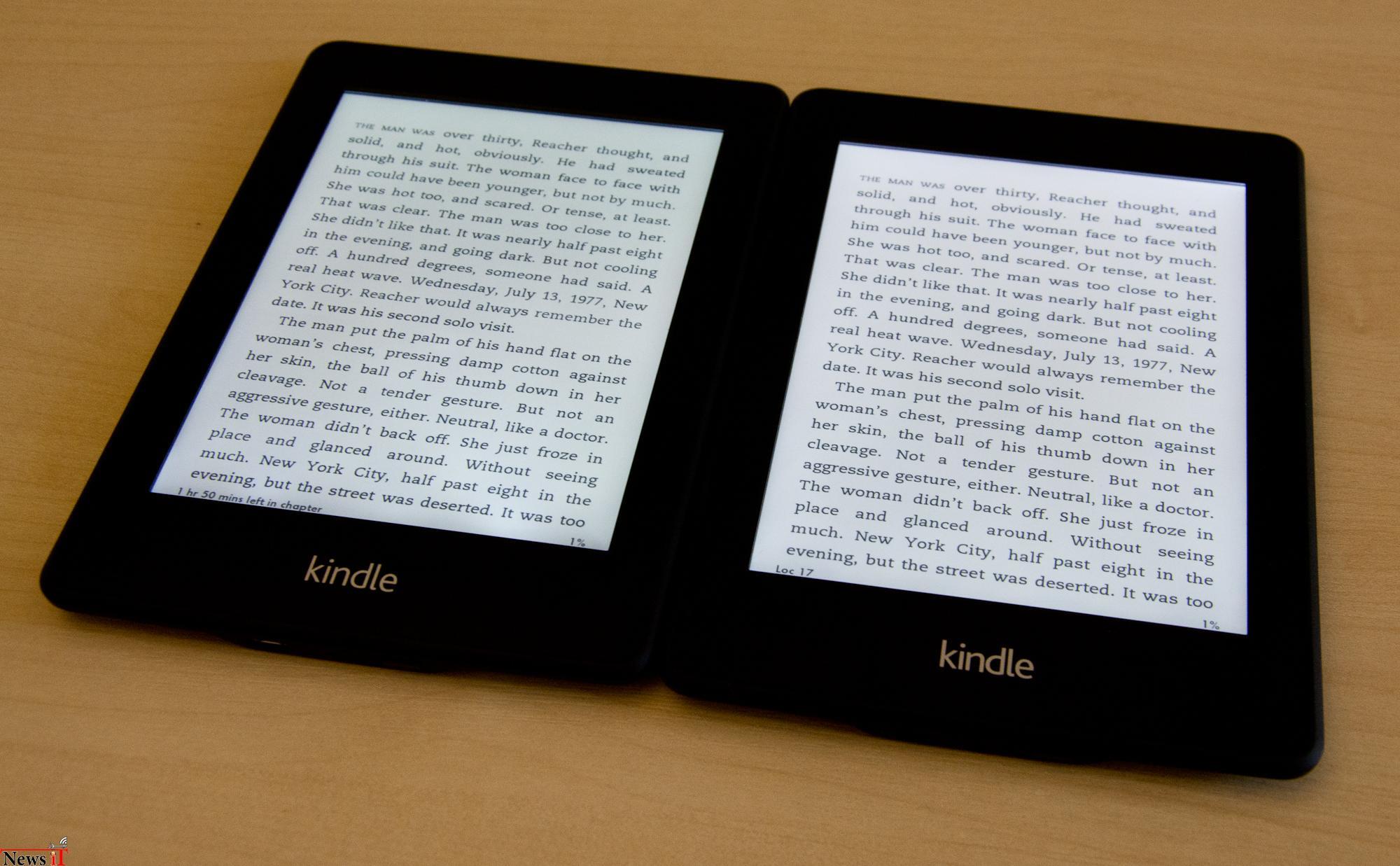 آمازون Kindle Paperwhite