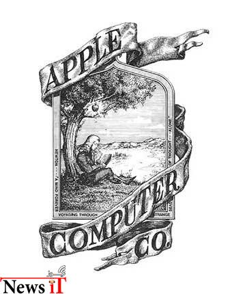 Apples-original-logo-looked-nothing-like-today