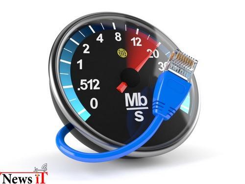 سریعترین اینترنت