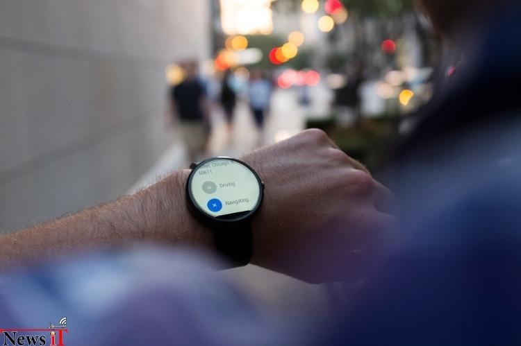 موجودی موتو 360 در کمتر از ۳ ساعت پایان یافت  فروش فوقالعاده ساعت هوشمند موتورولا