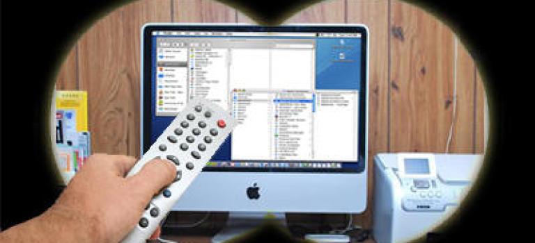 روشهای کنترل کامپیوتر از راه دور!