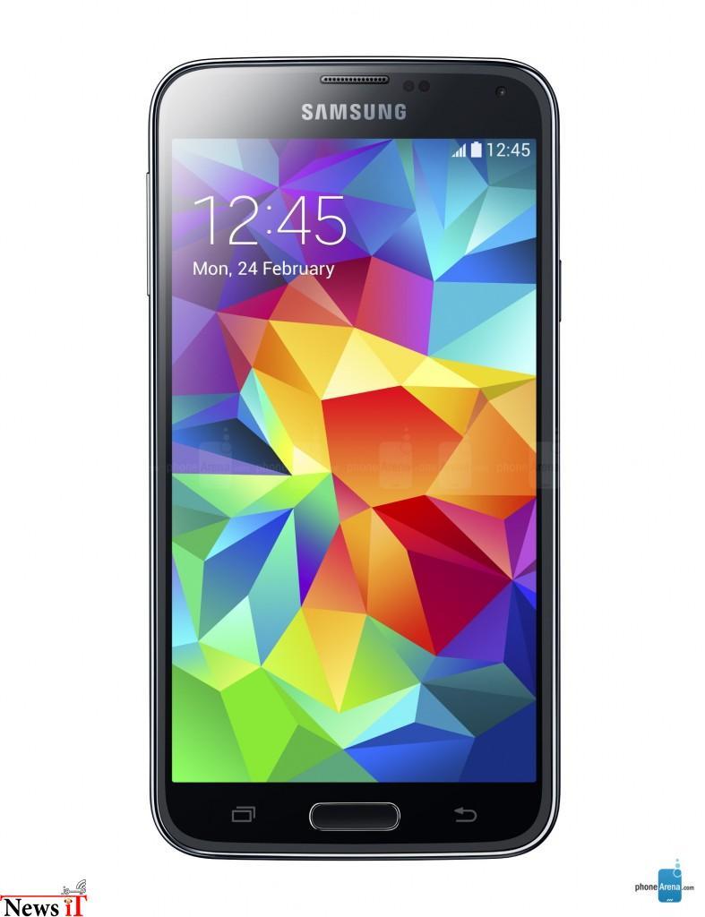 iPhone 6 Plus  با Samsung Galaxy S5