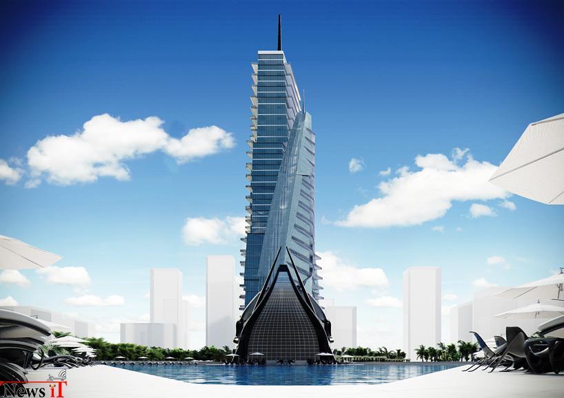vasily-klyukin-white-sails-hospital-spa-tunisia-economic-city-designboom-02