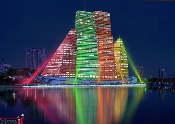 vasily-klyukin-white-sails-hospital-spa-tunisia-economic-city-designboom-06