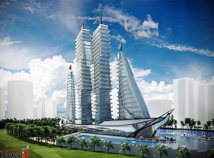 vasily-klyukin-white-sails-hospital-spa-tunisia-economic-city-designboom-08