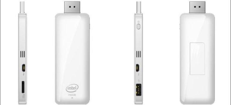 دانگلی با پردازنده اینتل و امکان اجرای ویندوز ۸.۱