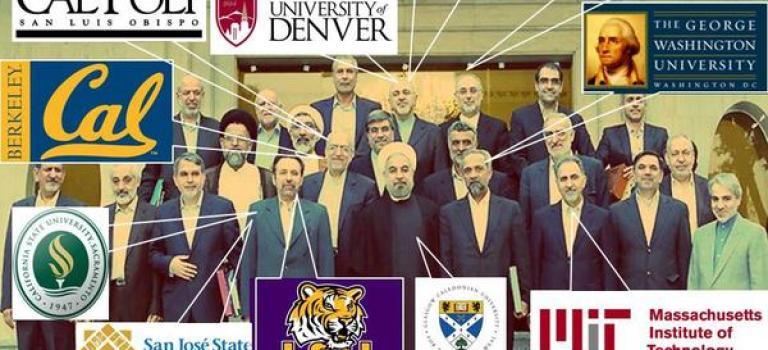 توجه کاربران توئیتر به تحصیلات دانشگاهی کابینه روحانی
