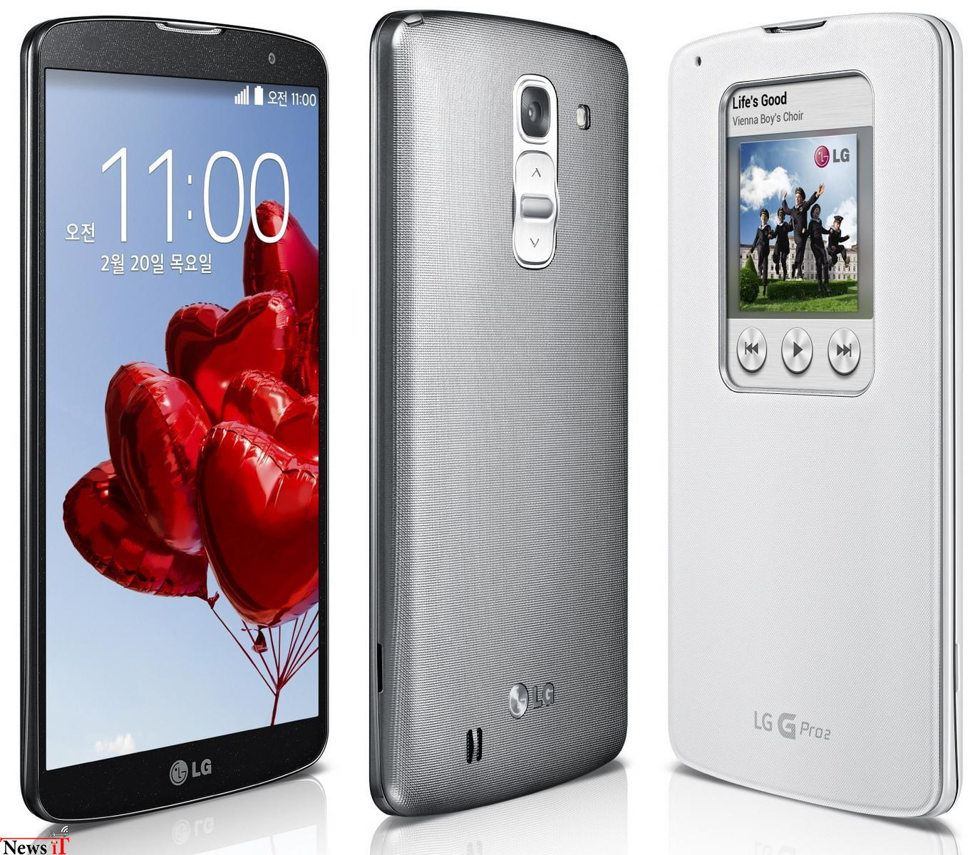 گوشی g pro 2