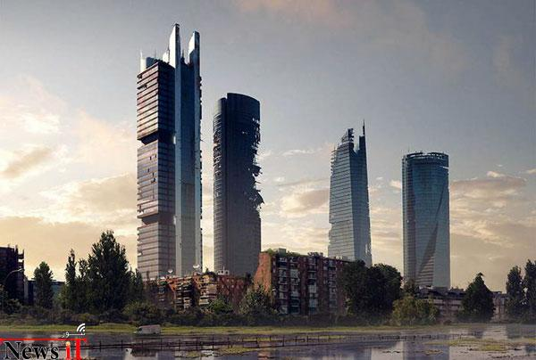 The-Caja-Madrid-Tower-After