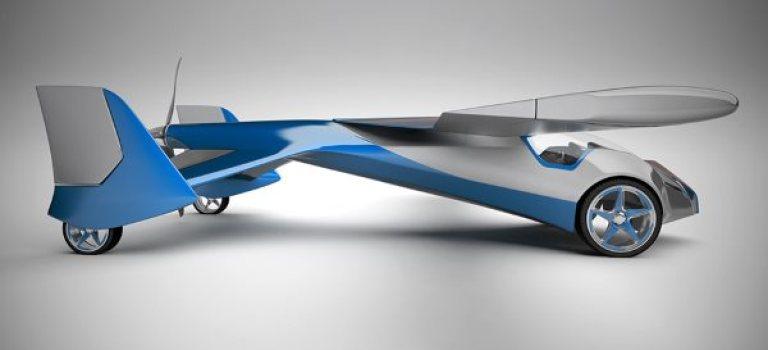 تماشا کنید: خودروی پرنده AeroMobil با قابلیت پرواز طولانی مدت