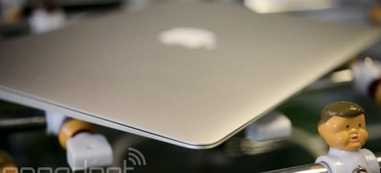 اپل در حال حاضر پنجمین تولید کننده کامپیوتر در دنیا است