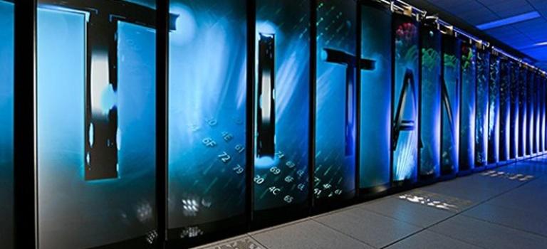 سریعترین سوپرکامپیوتر جهان توسط آیبیاِم و انویدیا ساخته شد